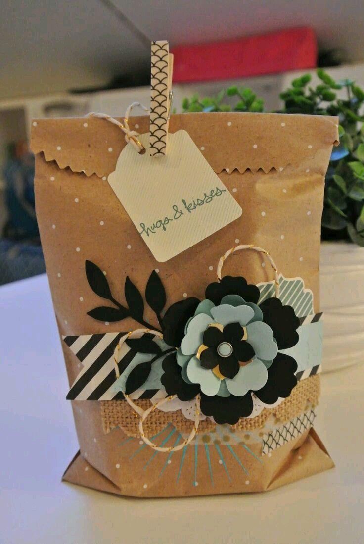 Las bolsas de papel kraft o papel estraza que generalmente nos entregan en tiendas a la hora de comprar un producto, pueden convertirse en...