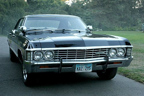 The Mofo'n Impala1967 Chevrolet, Supernatural, Dean Baby, 67 Impalas, Chevy Impalas, 1967 Chevy, Dreams Cars, Chevrolet Impalas, Impalas 1967