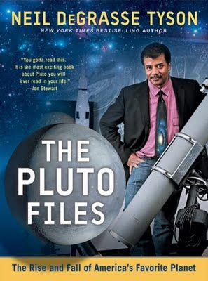 #nonfiction #space Great for Young Adults. An exploration of the controversy surrounding Pluto and its planet status from a renowned astrophysicist at the heart of the controversy.