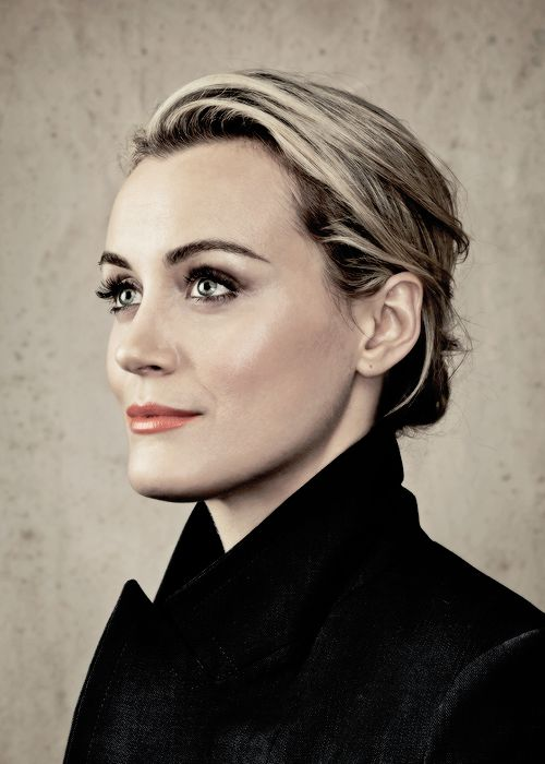 "Orange Is The New Black:  Taylor Schilling:  ""There's nothing that's in an actor's control. I've learned at this point you do things and you let them go. There's no way to control the outcome. The only thing I have any sort of reign over is my own experience."""