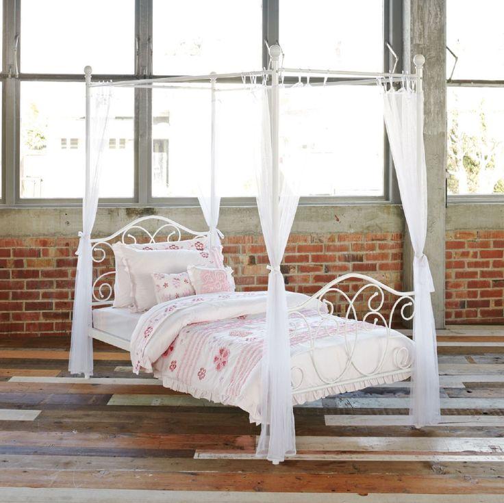 25 best Four poster bed frame ideas on Pinterest