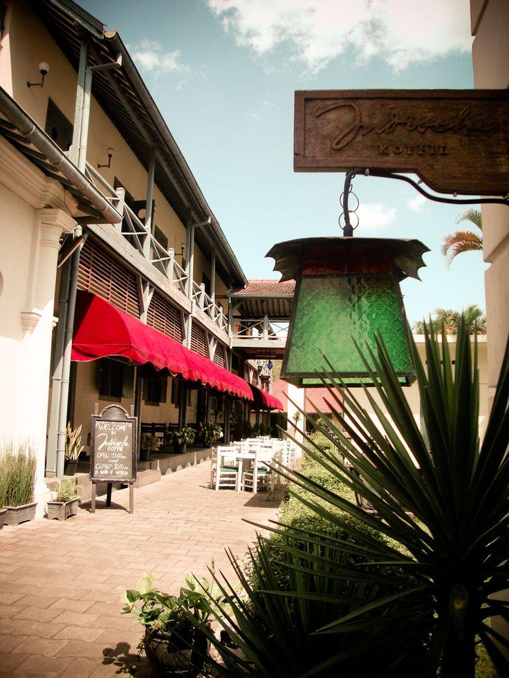 Caffe in Benteng Vredeburg Jogja