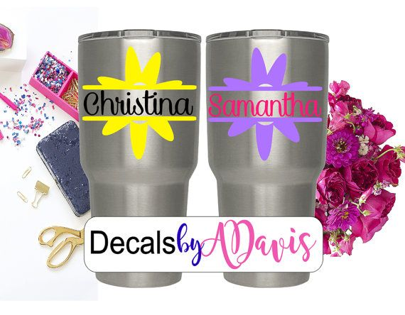 Sic tumbler decal for women sic 30 oz decal by decalsbyadavis · ozark trailyeti
