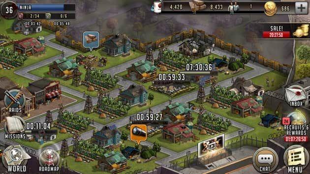 Walking Dead Road To Survival Hack Apk Android Iosgamer Gamer