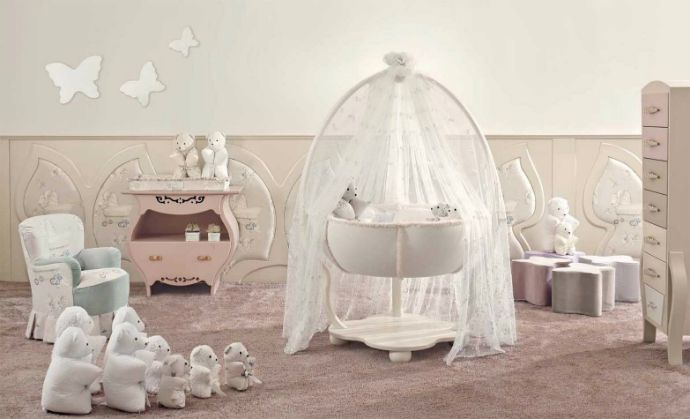 17 Best ideas about Luxury Nursery on Pinterest