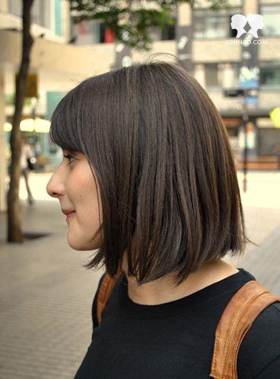perfect shoulder-length hair. | followpics.co