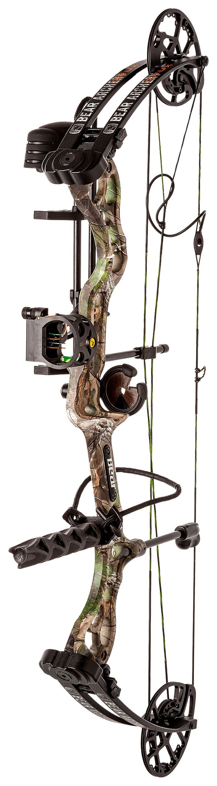 Bear Archery Crux RTH (Ready To Hunt) Compound Bow Package | Bass Pro Shops