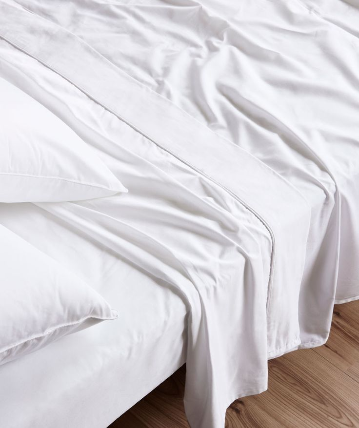 Ice White Sheet Set - Hunting for George - Hunting for George - Brands