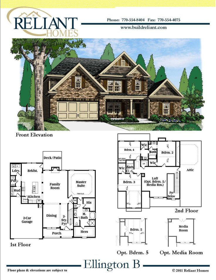 48 best Reliant Homes Floorplans images – Home Floor Plans For Sale