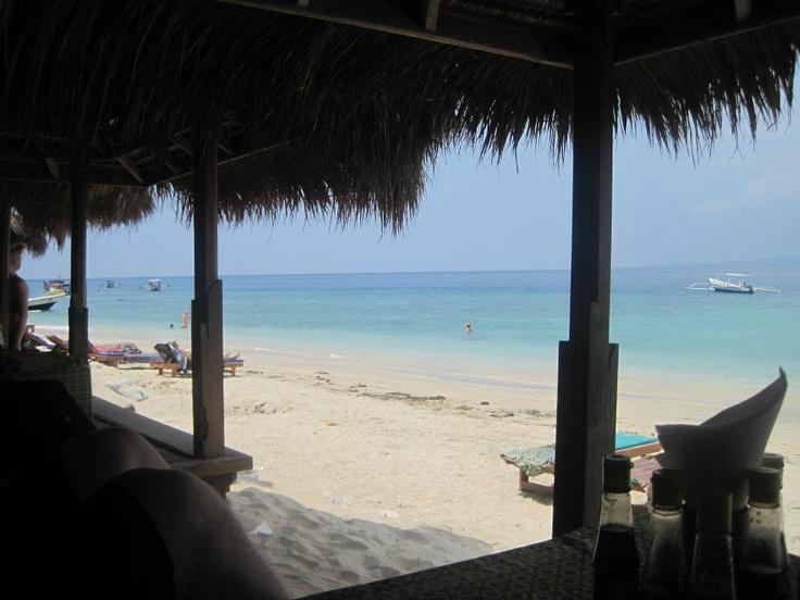 Gili Air Island beach