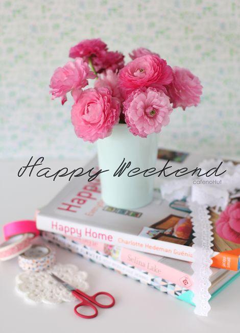 CafenoHut: Haftasonu Kartı   Weekend Card