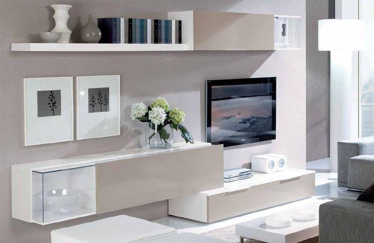 muebles salon modernos - Buscar con Google Más