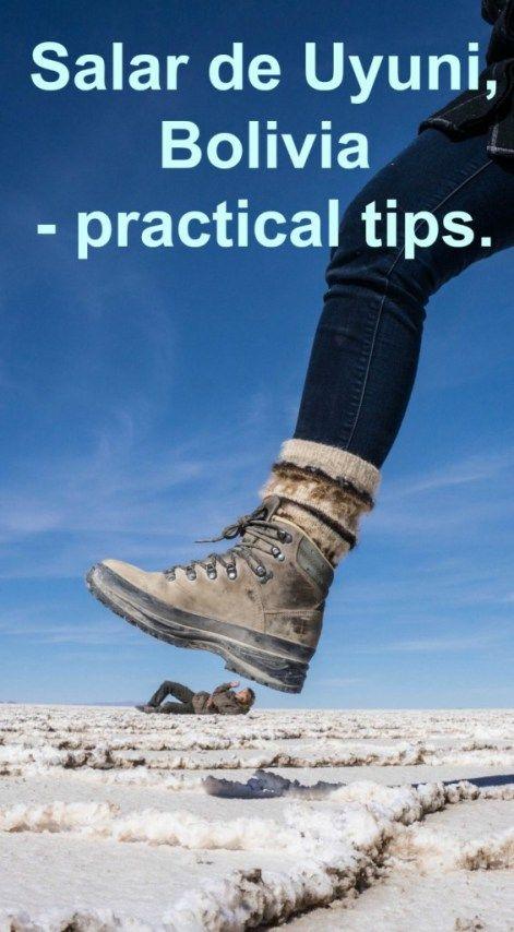 Practical tips on travel to Salar the Uyuni, Bolivia