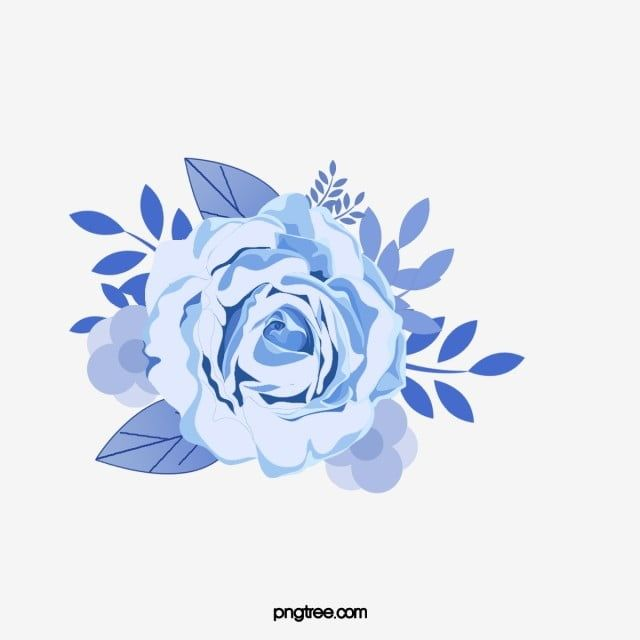 Blue Flower Png Picture Flower Clipart Watercolor Flowers Flowers Png Transparent Clipart Image And Psd File For Free Download Blue Flower Png Flower Clipart Watercolor Flower Vector