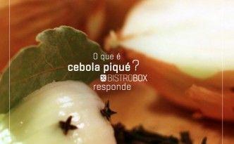 Cebola Piqué