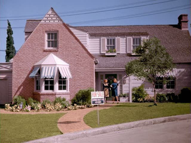 TV Show House Blog (house from Bewitched seen here). Obsessed with this blog.As a child I always loved this house.  As an adult I still love the layout and am still fascinated by her stove!!  Found one like it on the Chicago craigslist once...too fun