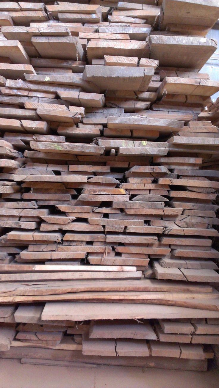 Solid wood furniture production.