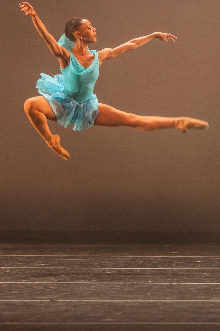Dance Theatre of Harlem- Jenelle Figgins