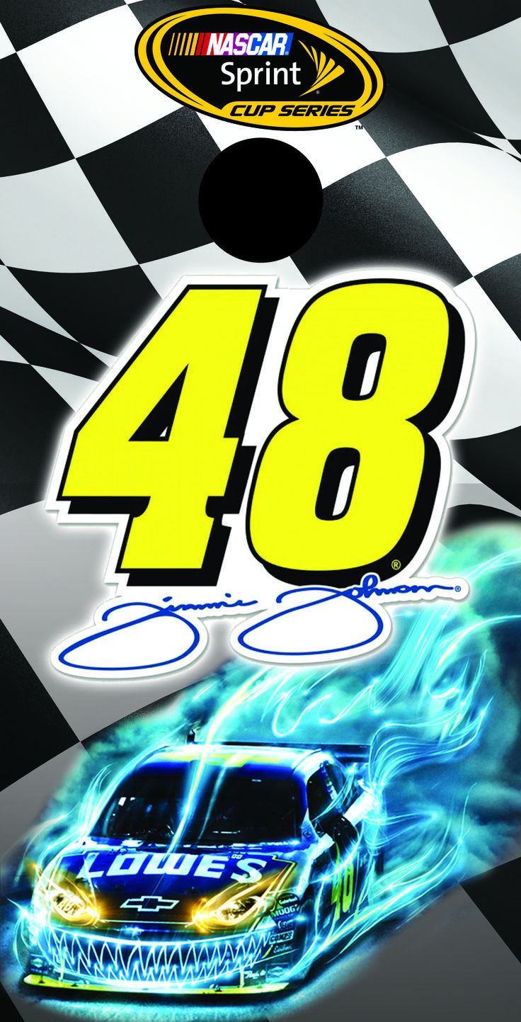 Jimmie Johnson Nascar #1