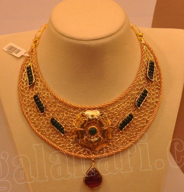 Jewellery Designs - Page 693 of 697 - Latest Indian Jewellery Designs 2016 ~ 22 Carat Gold Jewellery