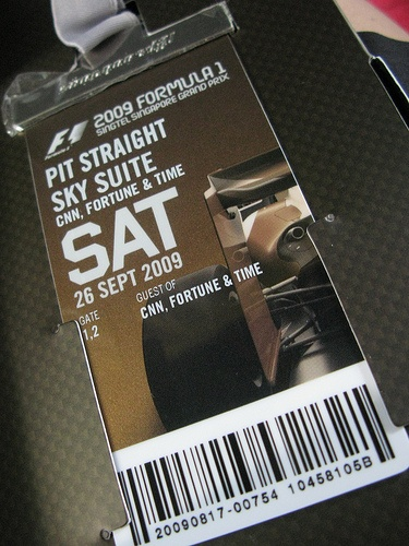 formula 1 tickets for sale