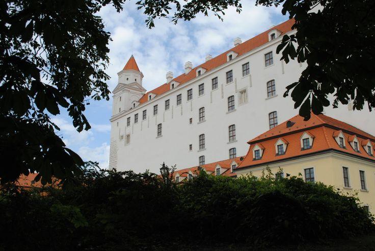 Bratislava Kalesi  #bratislava #slovakia #slovakya