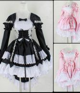 Sissy maid pvc Romper lockable Uniform cosplay costume Tailor-made[G3743] – Fashion Lifestyle Product and Brand
