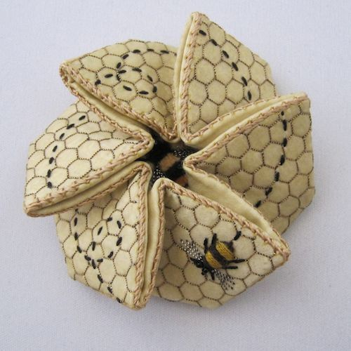 Amy Mitten - ort catcher, So cool - this works just like the change purse my dad always carried!