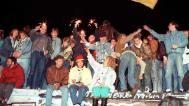 """25 Jahre Mauerfall: Mega-Party zum Fall der (Licht)-Mauer 7000 Leucht-Ballons steigen in Berliner Nachthimmel +++ Mega-Party am Brandenburger Tor mit Lindenberg, Clueso, Peter Gabriel, Fanta4 +++ Kanzlerin Merkel bei Gedenkveranstaltung: """"Es war der glücklichste Moment unserer jüngsten Geschichte"""" +++ BILD berichtet LIVE  http://www.bild.de/politik/inland/mauerfall/aktuelle-ereignisse-mauerfall--38494894.bild.html"""
