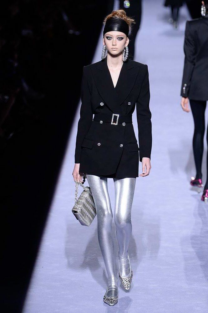 Tom Ford Fall 2018 Ready-to-Wear Fashion Show in 2019