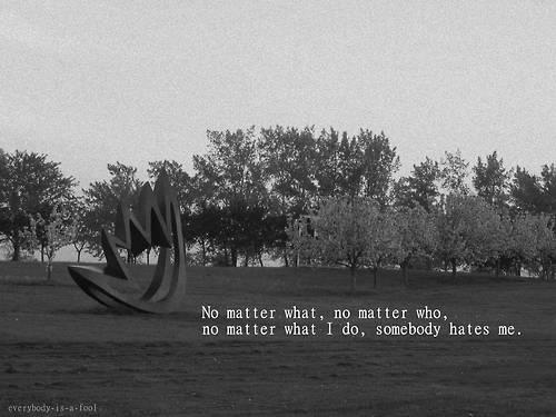 Depressing Quote On Tumblr: Depressing Quotes