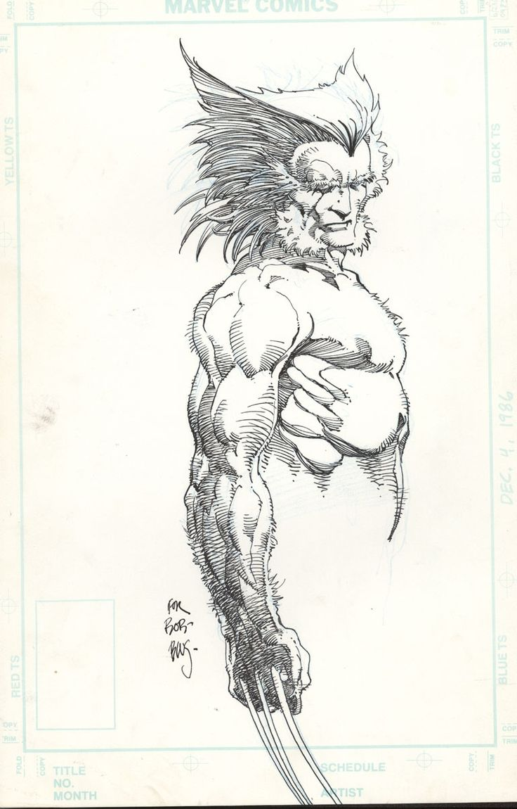 Barry Windsor-Smith - Weapon X