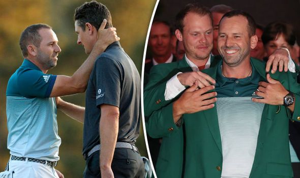 Ryder Cup 2018: When is the Ryder Cup  will Sergio Garcia and Justin Rose play?