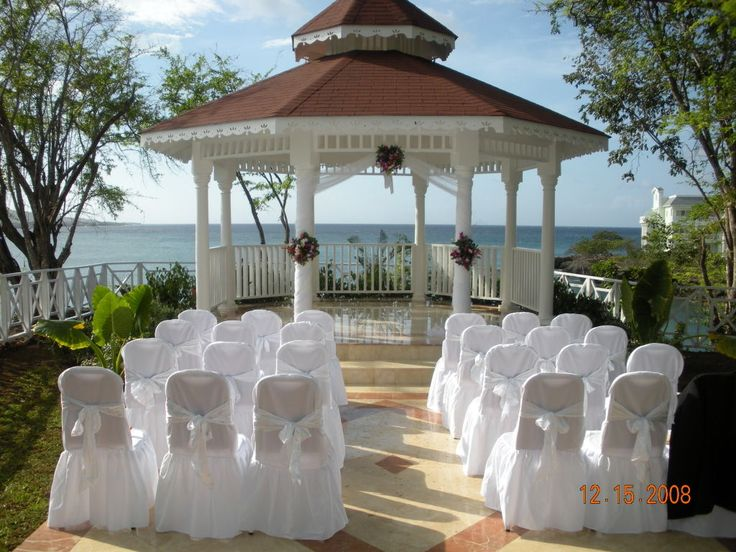 Simple Wedding Gazebo Decorations : Wedding theme idea gazebo decorations beach