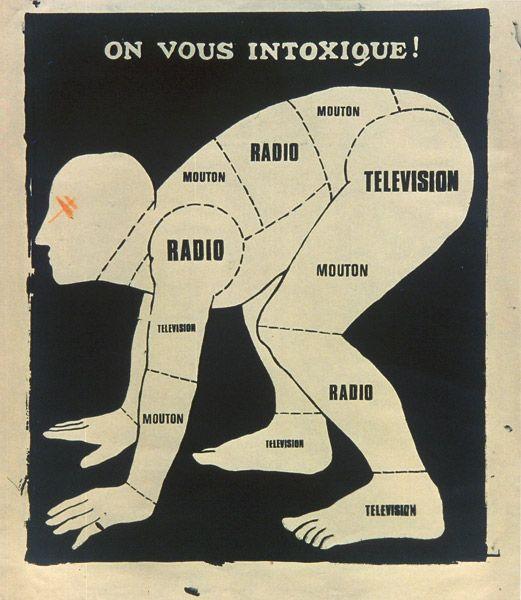 Ateliers populaire Paris, 1968