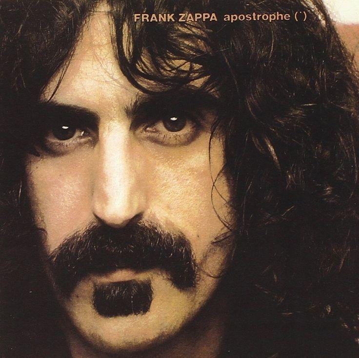 Amazon.com: Frank Zappa: Apostrophe ('): Music