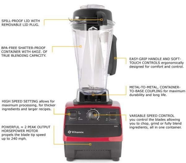 I'm getting a VITA-MIX!!  After drooling over one for literally DECADES, I finally ordered myself one and I canNOT wait to get it!  Do you have favorite recipes for a VitaMix??  Do share!!