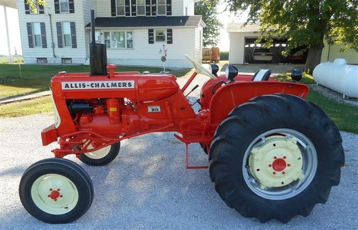 AC Allis Chalmers D12 Series III tractor for sale