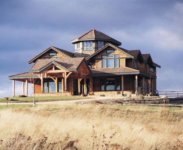 Timber Frame Options For Home Exteriors Timber Frames