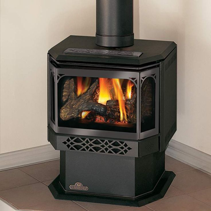 View the Napoleon GDS28-1SB 30000 BTU Free Standing Direct Vent Natural Gas  Stove with - 17 Best Ideas About Direct Vent Gas Stove On Pinterest Vented