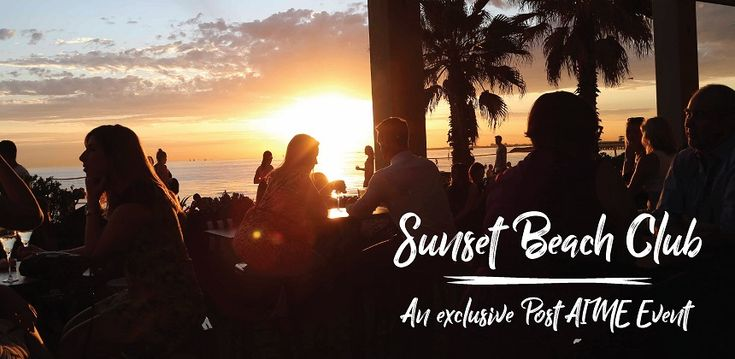 In Melbourne for AIME? Join us for Sunset Beach Club, an exclusive event at Encore St Kilda, the most idyllic beach side destination on the city fringe.