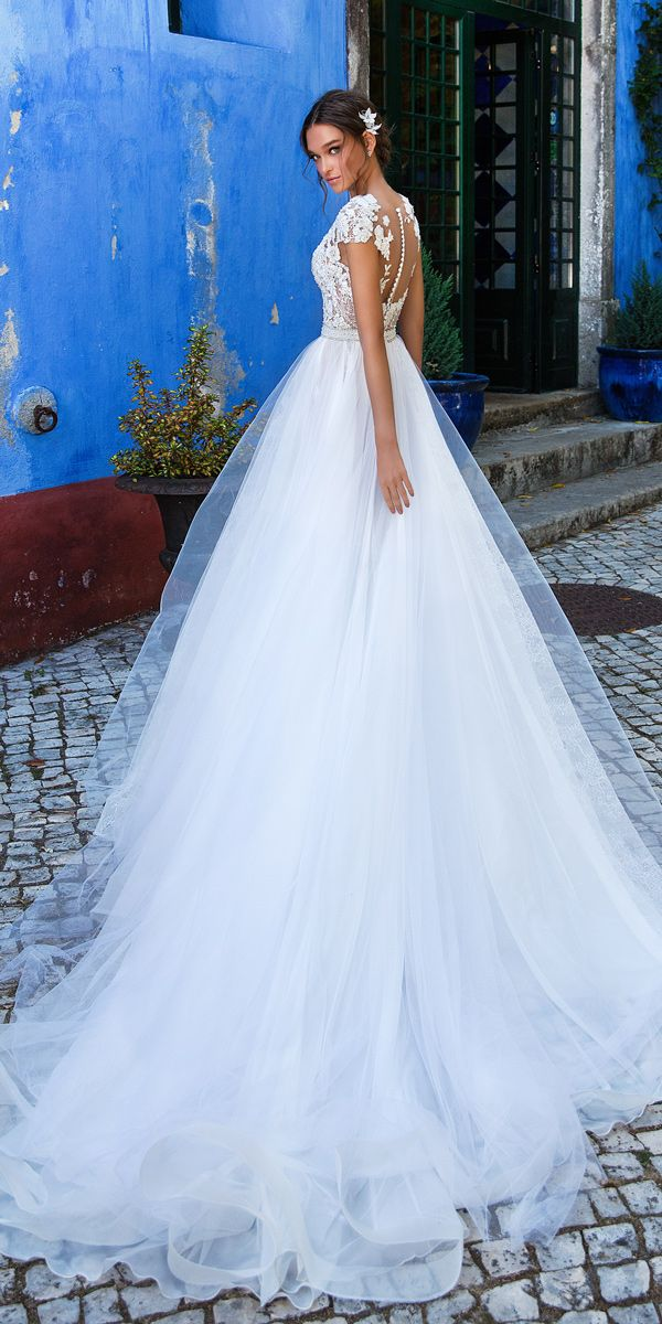 Designer Spotlight: Milla Nova Marriage ceremony Attire