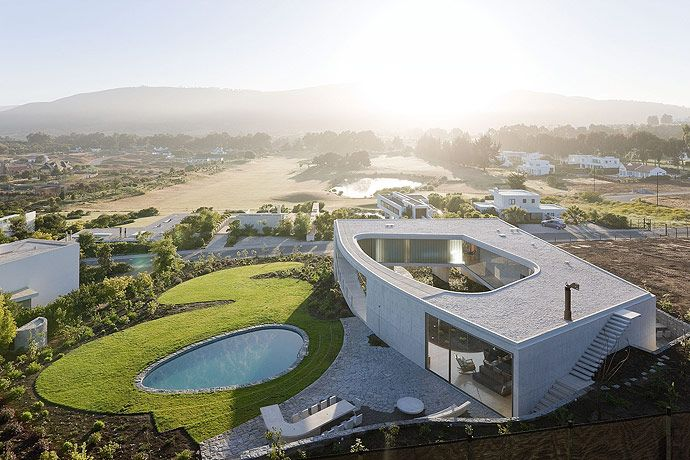 White O | Marbella, Chile | Toyo Ito & Associates | Photograph by Iwan Baan