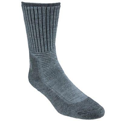 Wigwam Socks Men's Grey Midweight Crew Hiking Socks F6077 21G