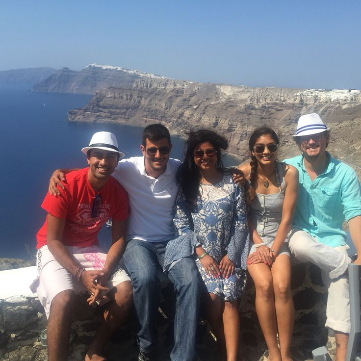 Part of our Fabulous Tour on Santorini. Come with us and discover the beauty of the highlights views of the islands as well as the taste and flavor of our wines. An all included private tour tailored upon your needs and desires! More info at: http://TopSantoriniTour.com