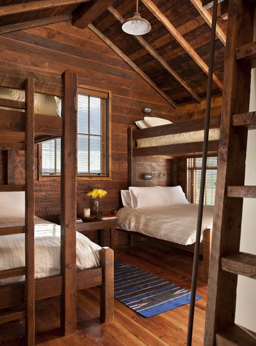 17 best images about cabin interiors on pinterest for Sleeping cabin plans