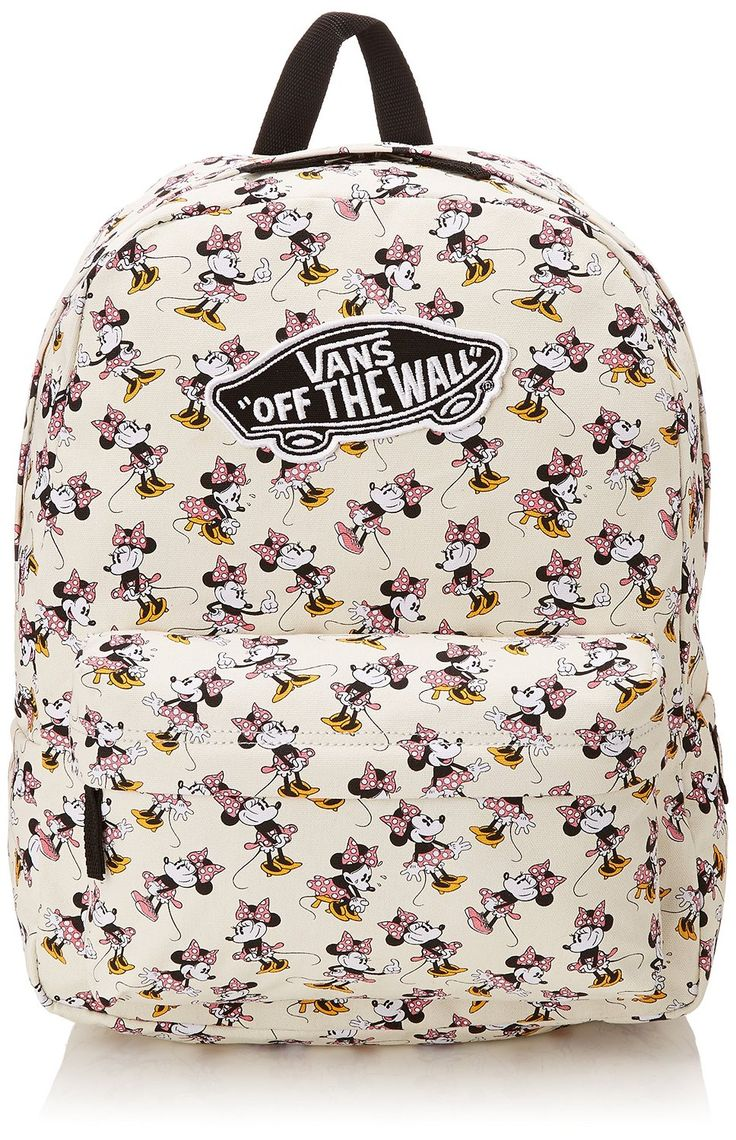 Disney Backpacks by Vans- Think I prefer this to the princess one...but would would love either ☺️