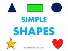 SHAPES - Teacher's Zone