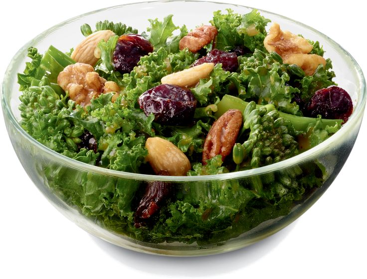 Chic-fil-a new superfood side salad Large 7 points.