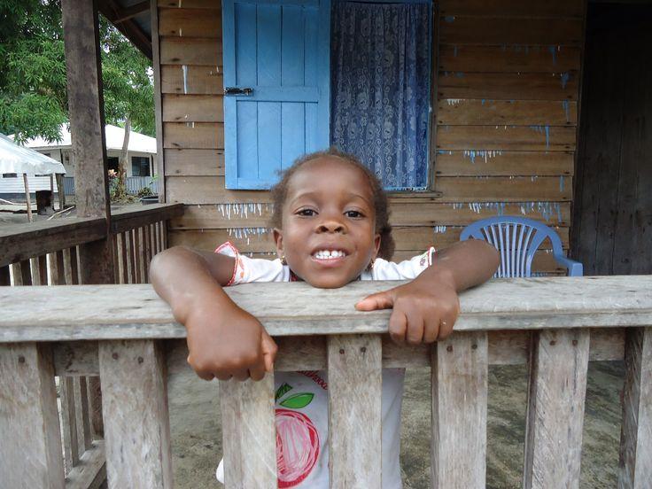 A child of Drietabiki